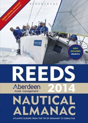 reeds nautical almanac 2014