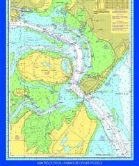 nautical chart puzzle