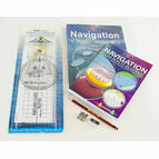 Marine Navigation Chart Plotting Kit (1)
