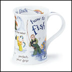 Cotswold - How to Fish Mug