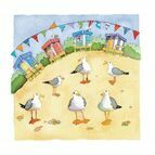 Emma Ball Mini Card Pack - A Day At The Seaside