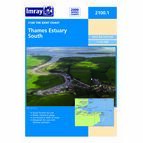 Imray Chart 2100.1 Thames Estuary South