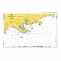 AUS118 Approaches to King George Sound Admiralty Chart