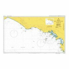 AUS341 Head of Great Australian Bight to Streaky Bay Admiralty Chart