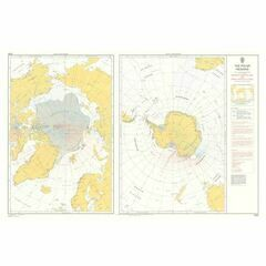 Admiralty 5384 Magnetic Variation, 2005 & Annual Rates of Change - The Polar Regions