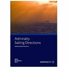 Admiralty Sailing Directions NP35 Indonesia Pilot Vol. 3