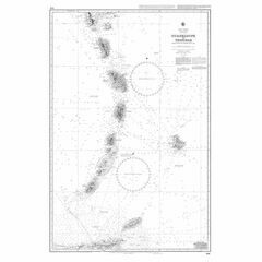 956 Sweden - East Coast, Gavle & Approaches Admiralty Chart