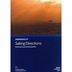 Admiralty Sailing Directions NP66B North west coast of Scotland Pilot