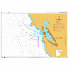 4914 San Francisco Admiralty Chart