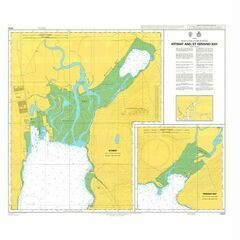 4931 Kitimat Harbour Admiralty Chart