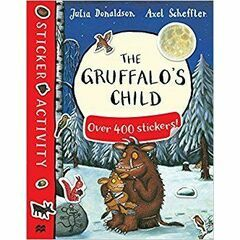 Gruffalo's Child Sticker Activity Book