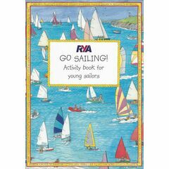 RYA Go Sailing! - Activity Book for Young Sailors (G45)