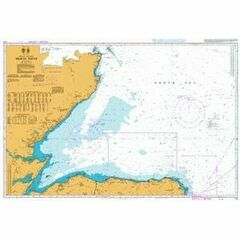 115 Moray Firth Admiralty Chart