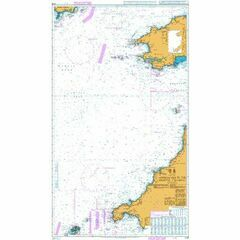 1178 Approaches to the Bristol Channel Admiralty Chart