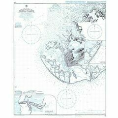 1310 South West Coast of Pemba Island Admiralty Chart