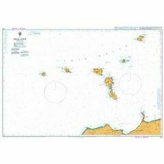 172 Isole Eolie Admiralty Chart