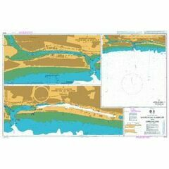 2044 Shoreham Harbour and Approaches Admiralty Chart