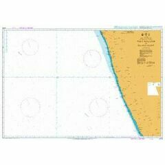 2078 Port Nolloth to Island Point Admiralty Chart