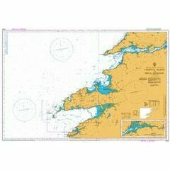2254 Valentia Island to River Shannon Admiralty Chart