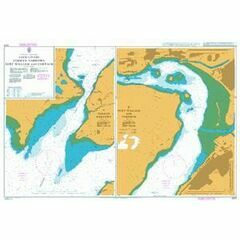 2372 Loch Linnhe - Corran Narrows, Fort William, Corpach Admiralty Chart