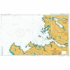 2502 Eddrachillis Bay Admiralty Chart