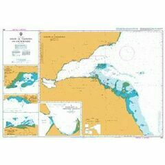 253 Golfe de Tadjoura and Anchorages Admiralty Chart