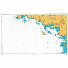 2646 Pointe de Penmarc'h to Ile d'Yeu Admiralty Chart