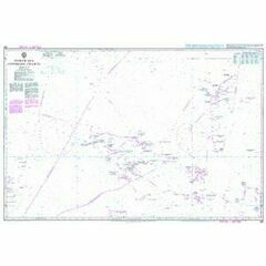 291 North Sea Offshore ChartsSheet 4 Admiralty Chart
