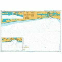 3101 Outer Approaches to Port d'Abidjan Admiralty Chart