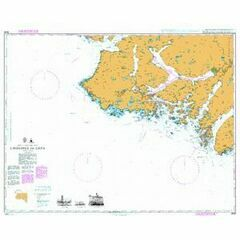3535 Lindesnes to Lista Admiralty Chart