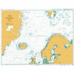 4010 Norwegian Sea and adjacent Seas Admiralty Chart