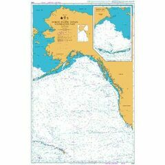 4050 North Pacific Ocean - North Eastern Part Admiralty Chart