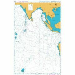 4073 Indian Ocean - Eastern  Part Admiralty Chart