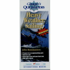 Captain's Quick Guides - Heavy Weather Sailing