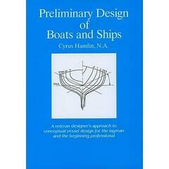 Preliminary Designs of Boats and Ships