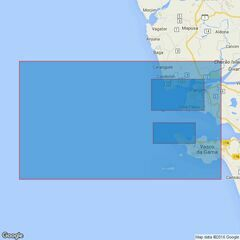 492 Mormugao and Panaji with Approaches Admiralty Chart