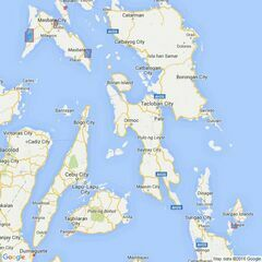962 Ports in the Philippine Islands Admiralty Chart