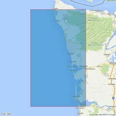 2940 Cape Disappointment to Cape Flattery Admiralty Chart