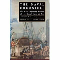 The Naval Chronicle vol 1 (Paper Back)