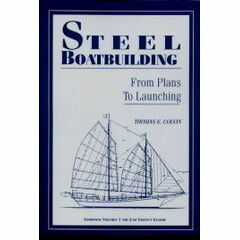 Steel Boatbuilding: From Plans To Launching