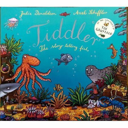 Tiddler the storytelling fish only for 99 5 the fish