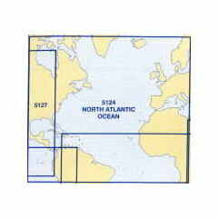 North Atlantic Ocean Routeing Charts