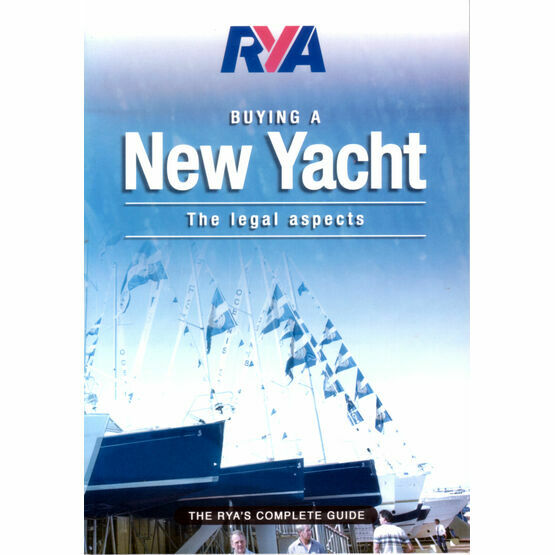 RYA G10. Buying A New Yacht The Legal Aspects