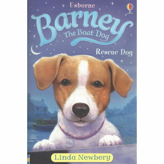 Barney the Boat Dog - Rescue Dog
