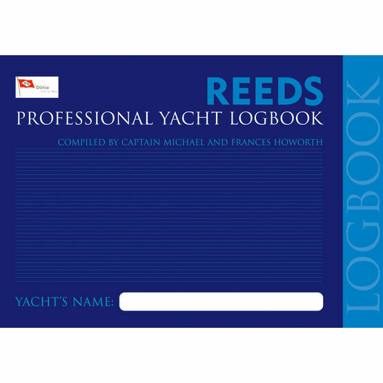Reeds Professional Yacht Logbook