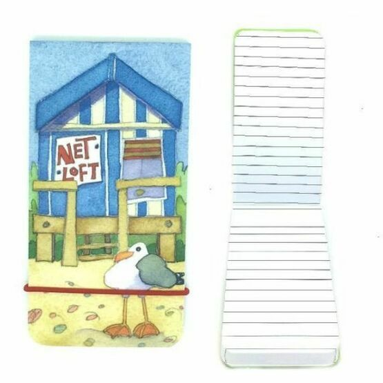 Emma Ball Pocket Paperback Book - Beach Huts