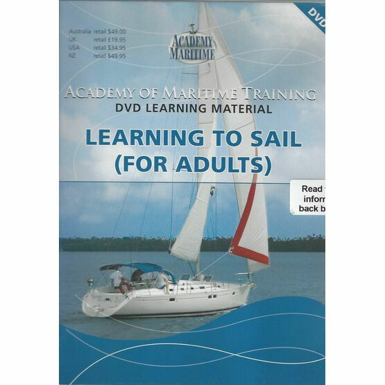 Learning to Sail (for Adults)