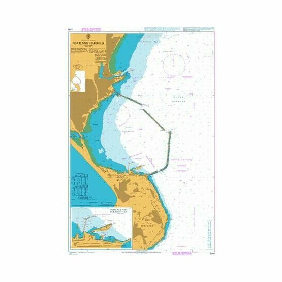 2268 Portland Harbour Admiralty Chart