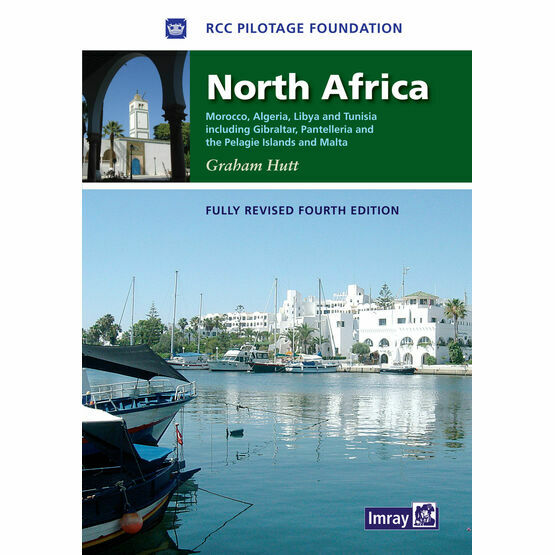 Imray North Africa Cruising Guide 4th Edition