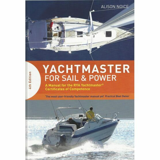 Yachtmaster for Sail and Power - 4th Edition